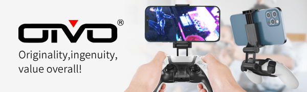 ps5 phone controller mount clamp