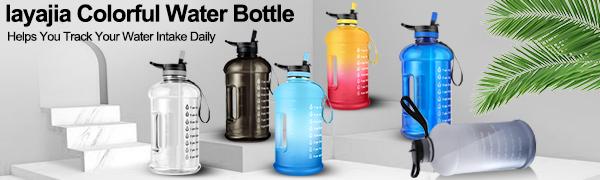 layajia 0.6 gallon water bottle