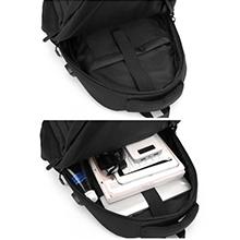 Separate Laptop Compartment & Ipad Compartment