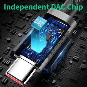 Enhanced DAC Chip