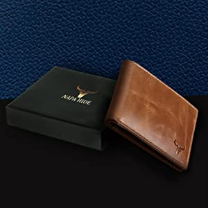 WALLET WITH BOX