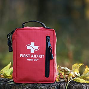 Survival First Aid Kit for outdoors