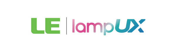 LE LampUX Smart lights Smart Lamp works with Alexa