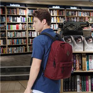 lightweight school backpack