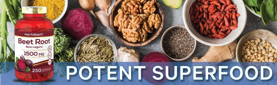 Potent Superfood