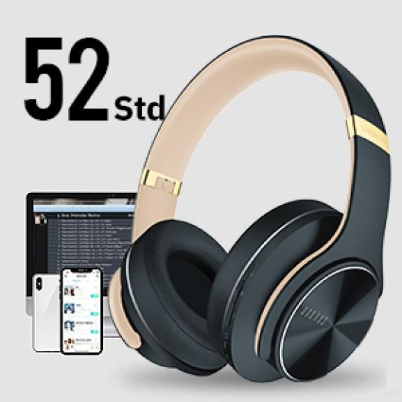 DOQAUS Bluetooth Kopfhörer Over Ear