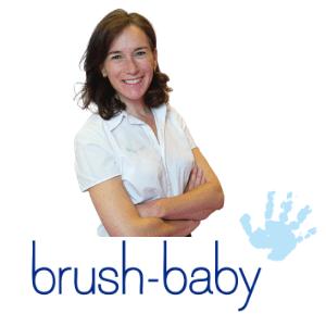 brush baby