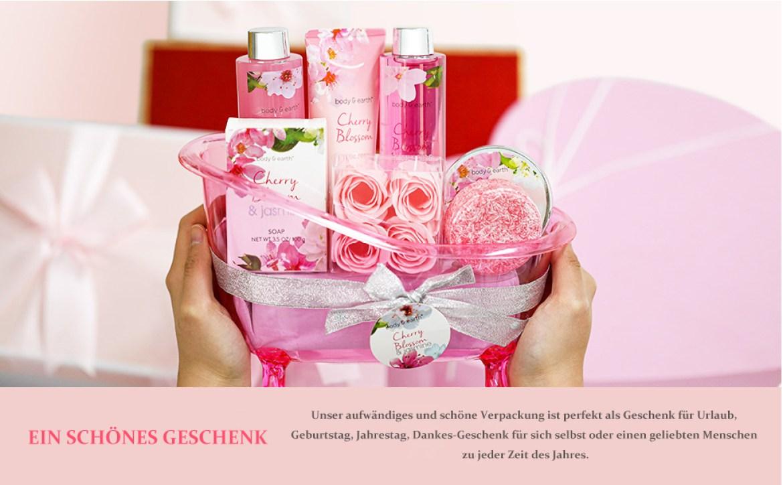 Geschenkset für Frauen