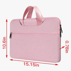 13.5-15 inch briefcase for Men Women