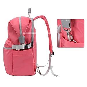 ladies backpack purse