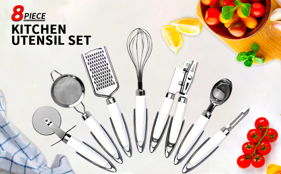 Kitchen Gadgets Cookware Set