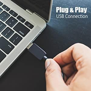 Cámara web USB