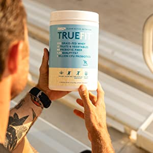 truefit meal replacement protein shake