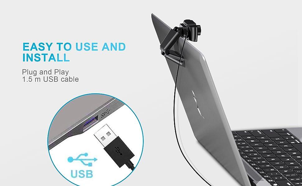 USB WEBCCAM PLUG AND PLAY