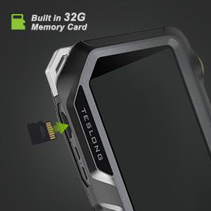 32G microSD Kameralı endoskop