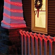 Luces LED de cuerda