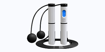 ropeless jump rope  maleroads with Carrying Bag  for exercise cordless indoor jump rope withCounter