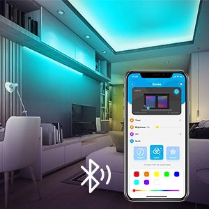 led strip app 5m