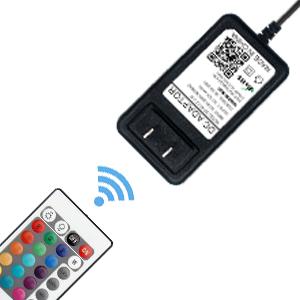 24 keys IR remote controller