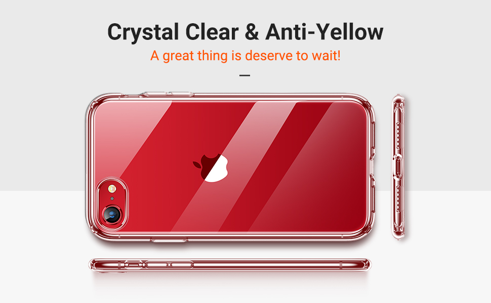 iphone 7 clear case/ iPhone 8 clear case