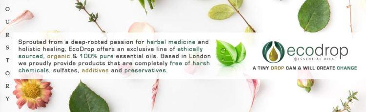 Ecorop essential oils, ecodrop oils, aromatherapy oils, ecodrop skincare, ecodrop cream, organic oil