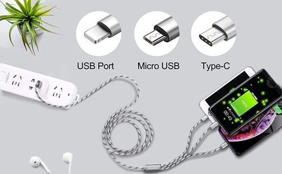 multi charger cable