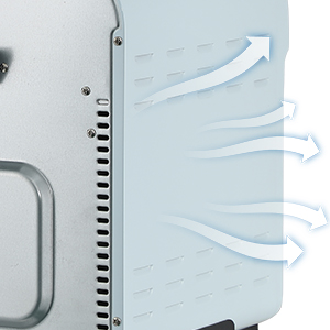 Independent cooling holes
