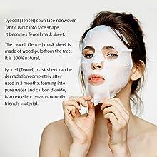Masking Beauty Facial Sheet Mask, Facial sheet Mask for Women, Face Sheet Mask, Sheet Mask
