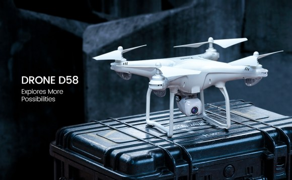 potensic drone d58