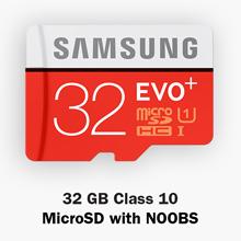 Samsung 32 GB EVO+ MicroSD Card