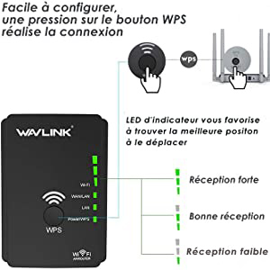 5G WLAN-Repeater