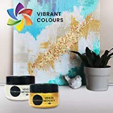 8a96a471 7c80 43e6 a017 153c462045a4.  CR0,0,500,500 PT0 SX220 V1    - GRANOTONE Acrylic Venezia Metallic Colour 24 Carats Gold | 50 ml | Extra Sheen | Non Fading | Indoor/Outdoor | Non Toxic | Multi-Surface | Pro Artist, Hobby Painters & Kid | Made in India