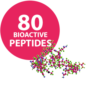 80 Bioactive Peptides