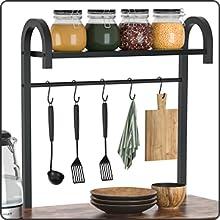 bakers racks for kitchens