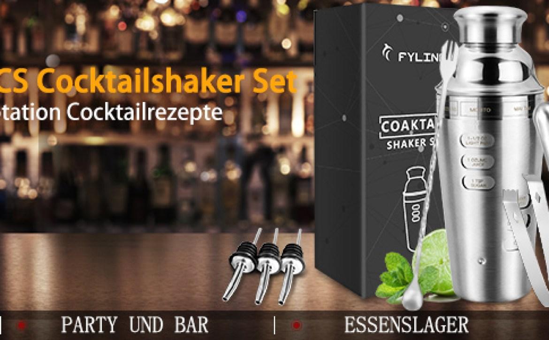 FYLINA Cocktailshaker Set