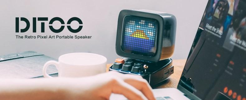 Divoom Ditoo Bluetooth Speaker