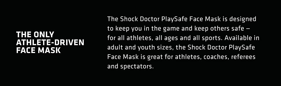 face masks for sports