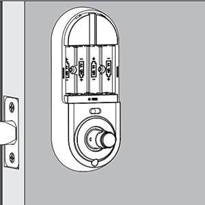 keypad deadbolt lock