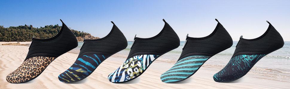 swim socks for women