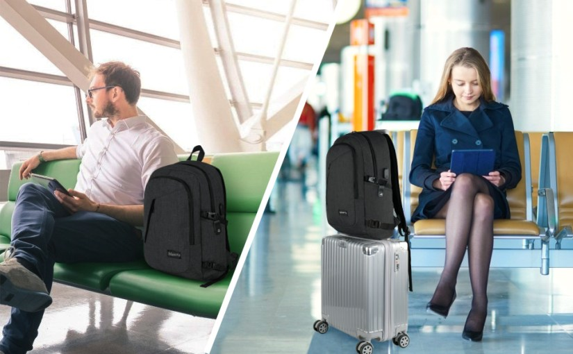 Laptop Backpack for Men and Women: