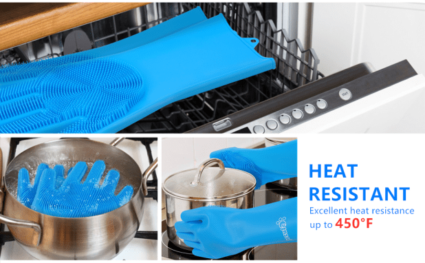 pet grooming gloves for cats