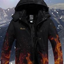 Winter Warm Snow Coat