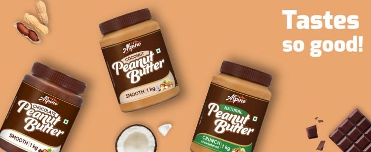 peanut butter, alpino peanut butter, best peanut butter