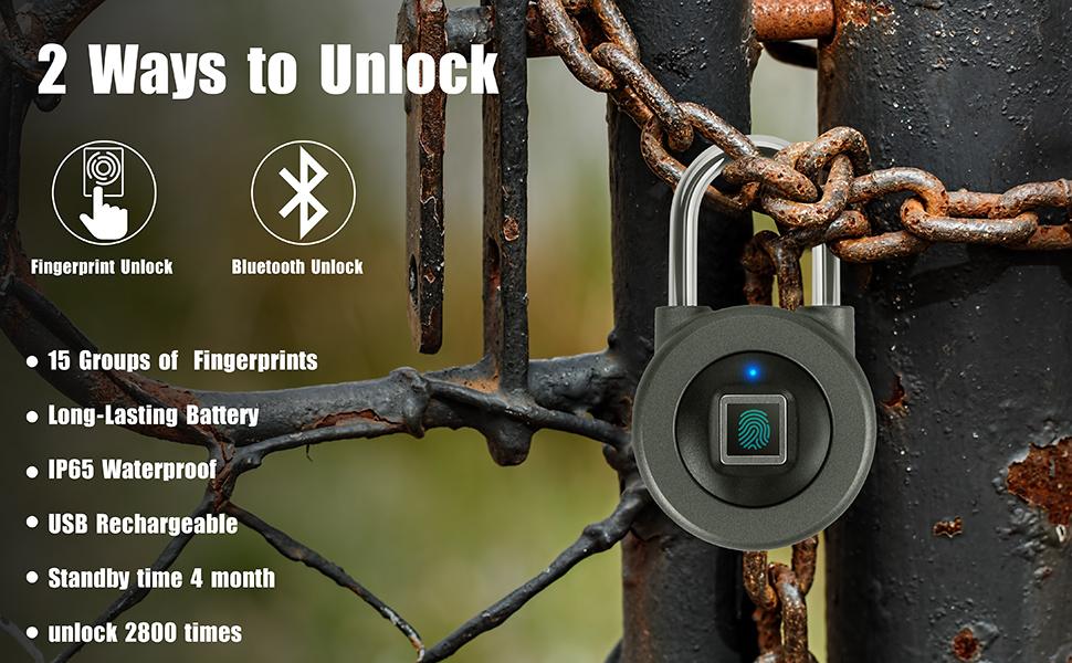 fingerprint lock fingerprint door lock