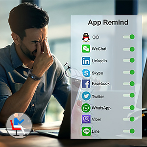 Use apps to monitor your health