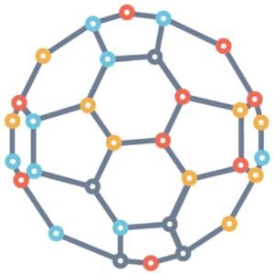 Carbon 60 molecule, bioactivity