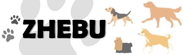ZHEBU pet dog chew toys store