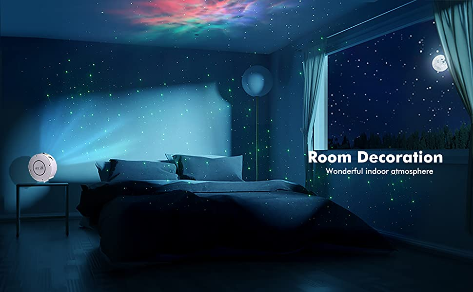 led star projector,home decoration,wall decoration,valentines day decoration,santa claus decoration