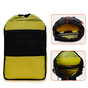 outdoor backpack for men women camping hiking college daypack backpack laptop