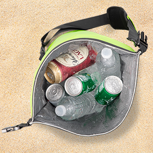 ice cans beer cold portable ice-bricks colder coolest cooling refreshing 30 hours multi-layered